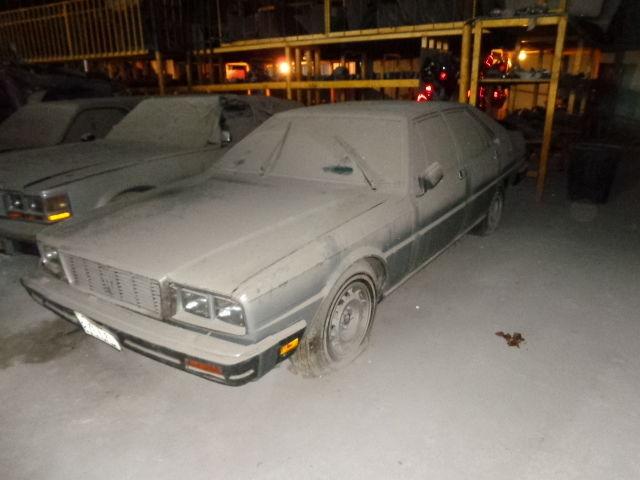 1980 Maserati Quattroporte Base Sedan 4-Door 4.9L ...