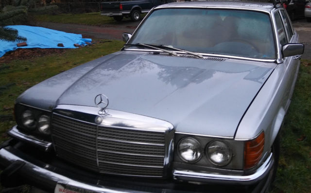 1980 Mercedes Benz 300sd Turbo Diesel Wvo Parts