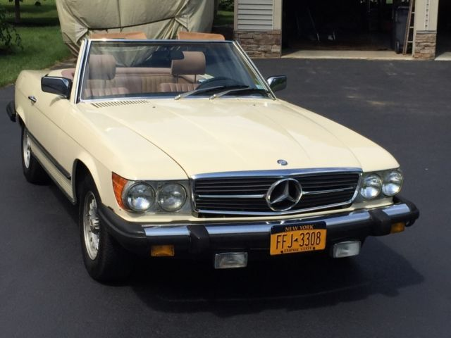 1980 mercedes benz 450sl convertible roadster classic. Black Bedroom Furniture Sets. Home Design Ideas