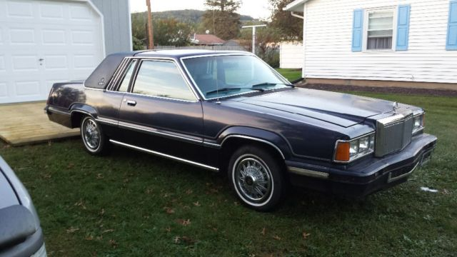 1980 Mercury Cougar Xr7 Classic Mercury Cougar 1980 For Sale