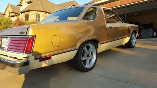 1980 Mercury Zephyr Z7 Coupe 2 Door 2 3l Classic Mercury
