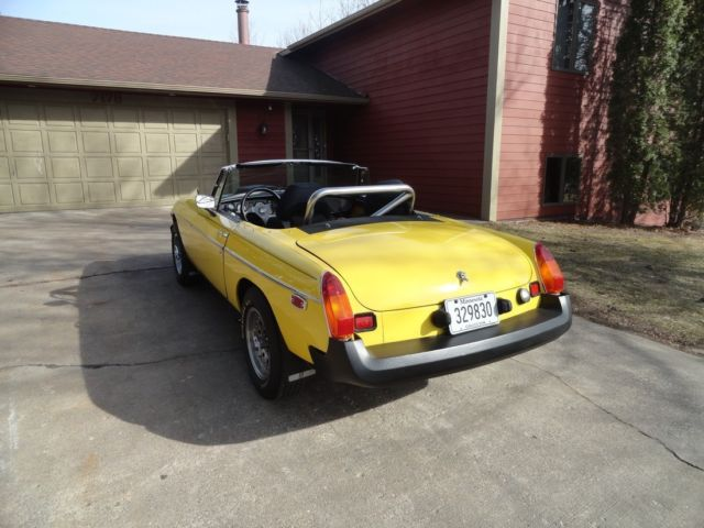 1980 Mgb With 1969 Chevy 350 Ls9 Engine Plus 700r4 4 Spd