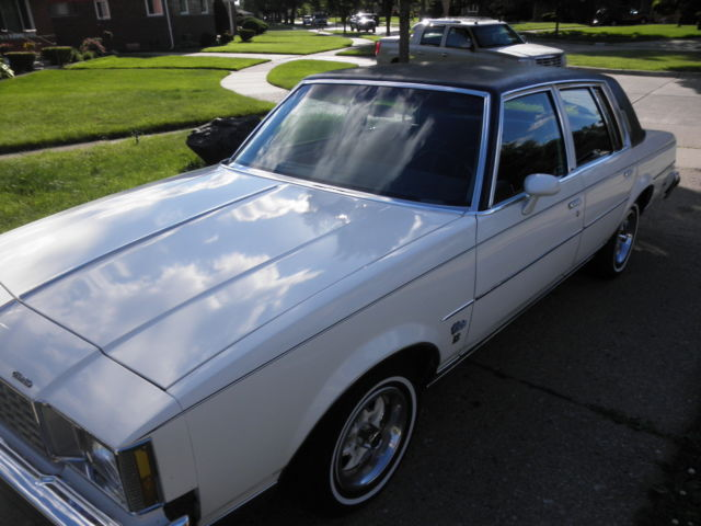 1980 oldsmobile cutlass ls 4 door loaded 26 921 actual for 77 cutlass salon for sale
