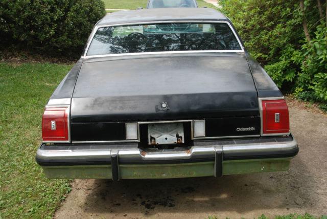 1980 Oldsmobile Delta 88 2-door - great restoration ... 1980 Oldsmobile Delta 88 For Sale
