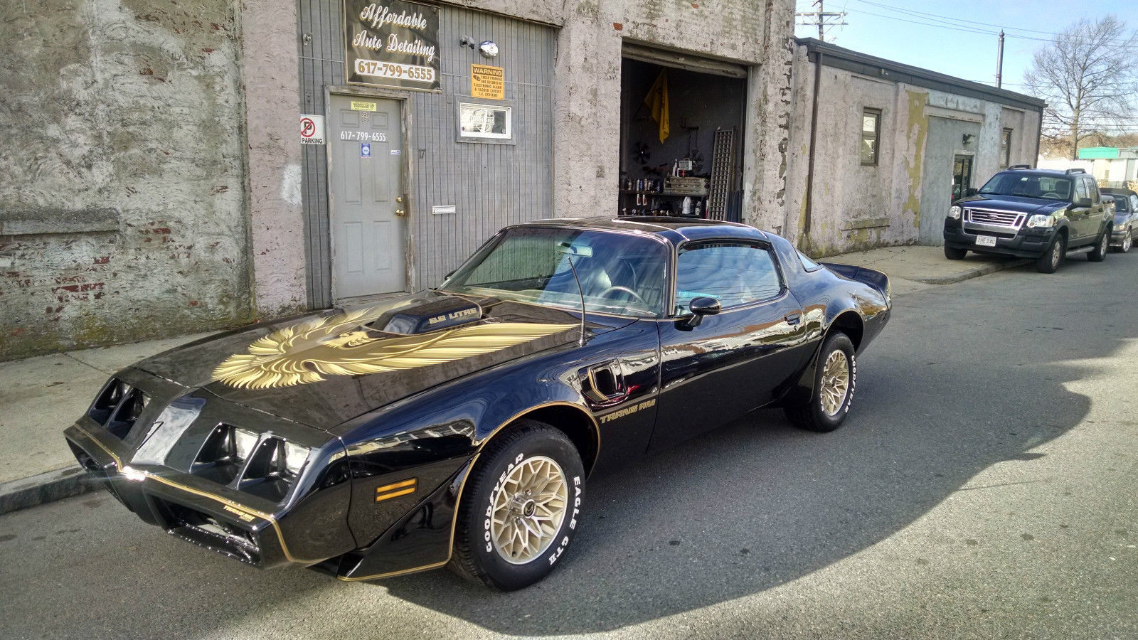 1980 Pontiac Trans Am * Smokey & The Bandit Clone