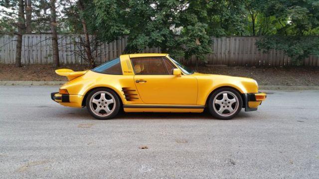 1980 Porsche 911 Sc Wide Body Saratoga Targa Classic