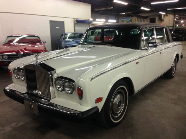1980 rolls royce silver wraith ii low miles excellent condition classic rolls royce other. Black Bedroom Furniture Sets. Home Design Ideas
