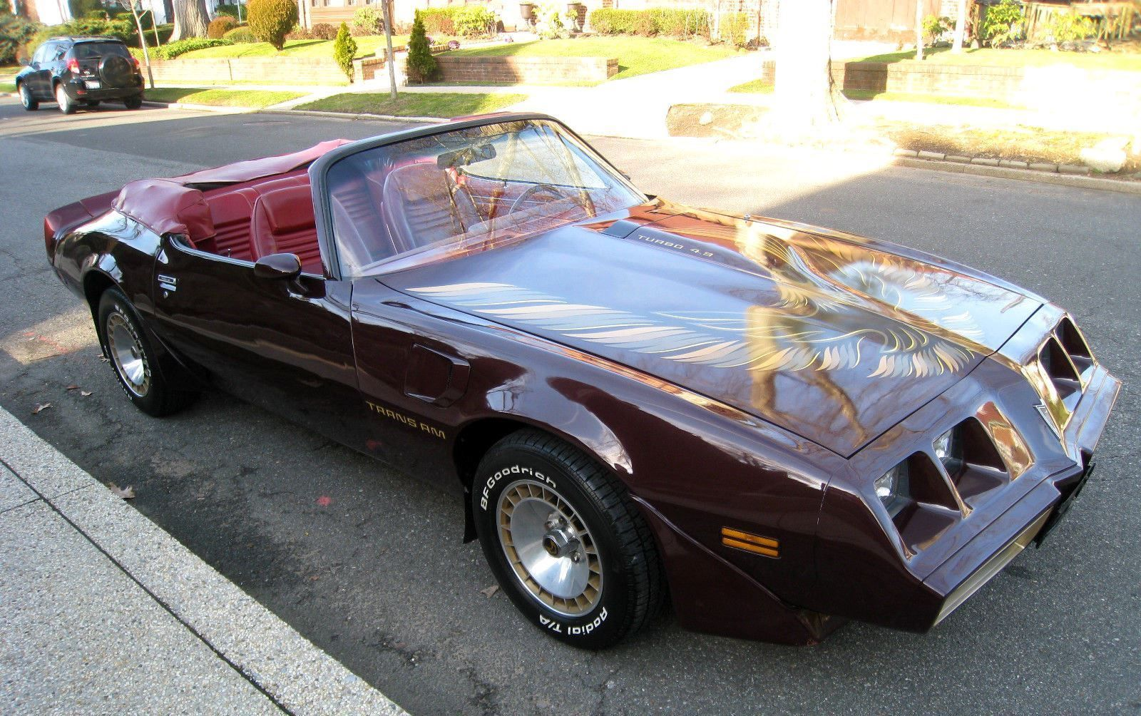 1980 turbo trans am convertible classic pontiac firebird 1980 for sale. Black Bedroom Furniture Sets. Home Design Ideas