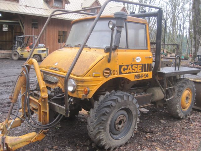 1980 Unimog 406 Mb4 94 Classic Mercedes Benz Other 1980 For Sale