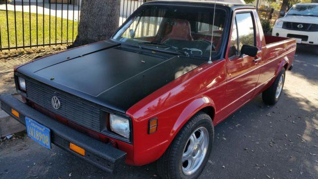 1980 Vw Rabbit Diesel New Overhauld 90 2yrs In
