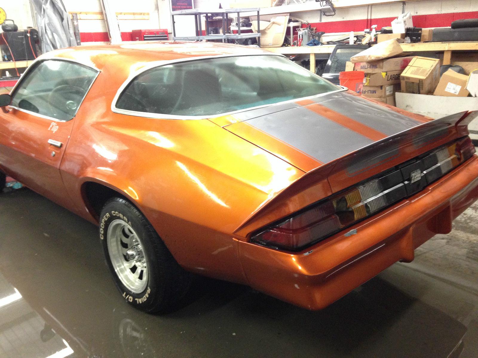 1980 Z28 Camaro V8 350 4 Speed No Reserve Classic