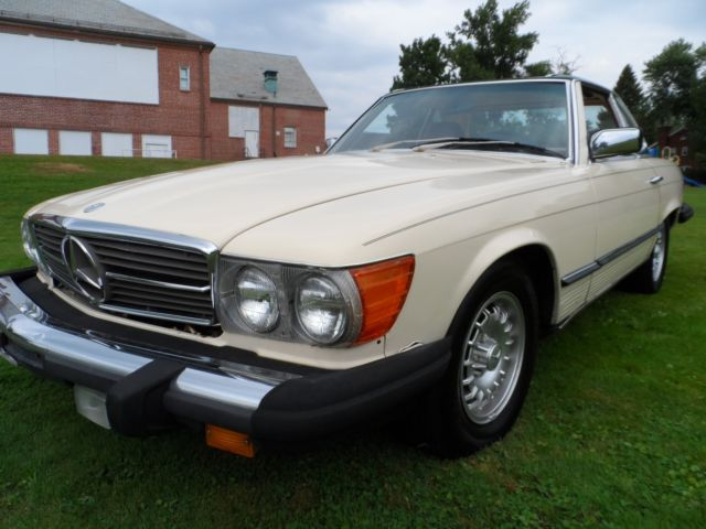 1981 380 sl for parts classic mercedes benz sl class 1981 for sale. Black Bedroom Furniture Sets. Home Design Ideas