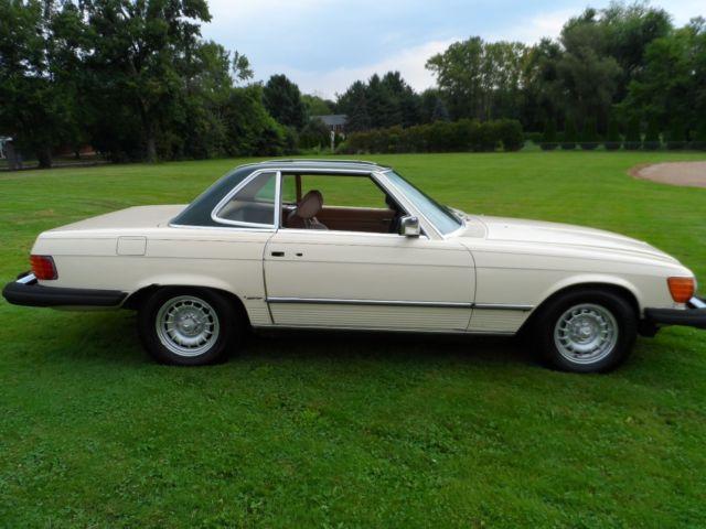 1981 380 sl for parts classic mercedes benz sl class for Mercedes benz car parts