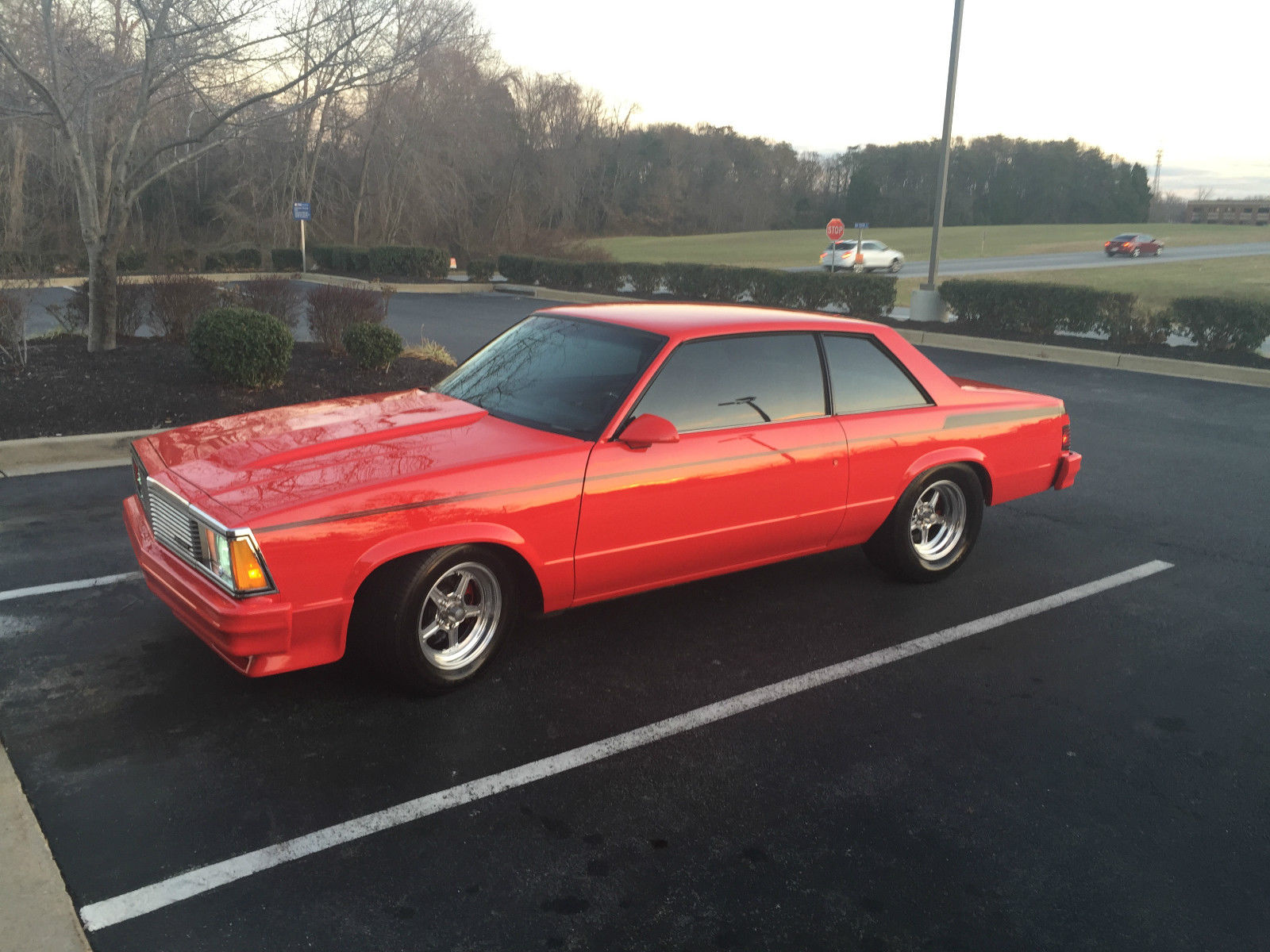 1981 Chevy Malibu Ls1 Swap 6 Speed Manual Exc Conditon