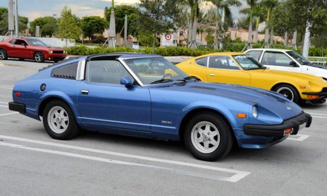 1981 Datsun 280zx Less than 55,000 original Miles Louvers - Classic Datsun Z-Series 1981 for sale