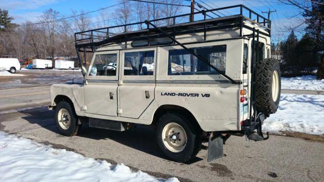 1981 expedition land rover series 3 109 v8 stage one. Black Bedroom Furniture Sets. Home Design Ideas