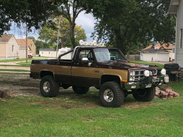 1981 Gmc Sierra Grande 2500 Lee Majors Signed Fall Guy