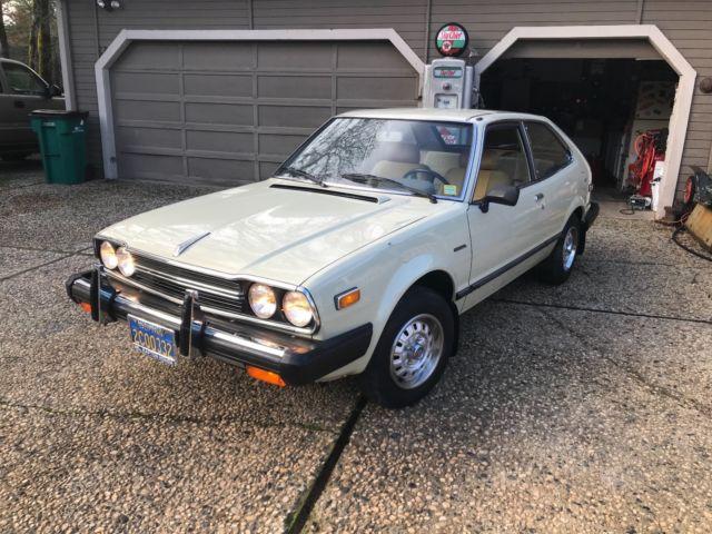 Used Honda Pilot For Sale >> 1981 Honda Accord Hatchback 17,685 ORIGINAL MILES! - Classic Honda Accord 1981 for sale