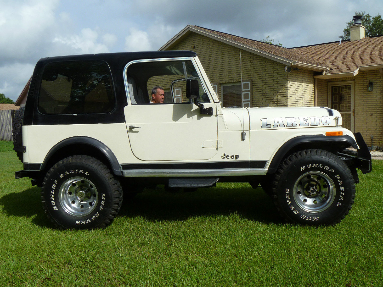 1981 Jeep Other & 1981 Jeep CJ7 Laredo Sport Utility 2-Door 4.2L - Classic Jeep Other ...