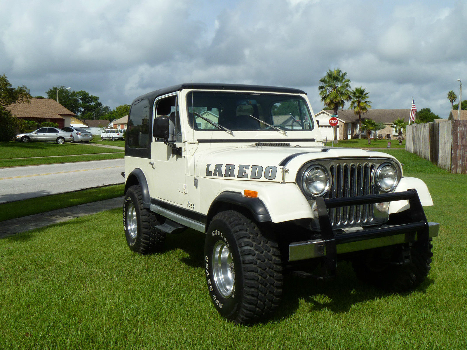 1981 jeep cj7 laredo sport utility 2 door 4 2l classic jeep other 1981 for sale. Black Bedroom Furniture Sets. Home Design Ideas