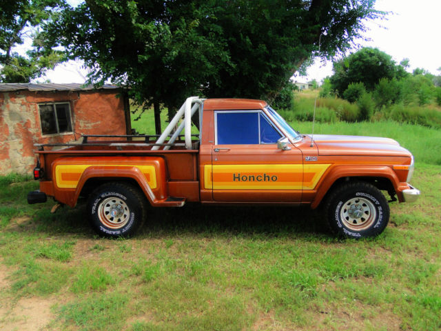 similiar 1981 jeep j10 keywords 1981 jeep j10 honcho step side truck short bed classic jeep other