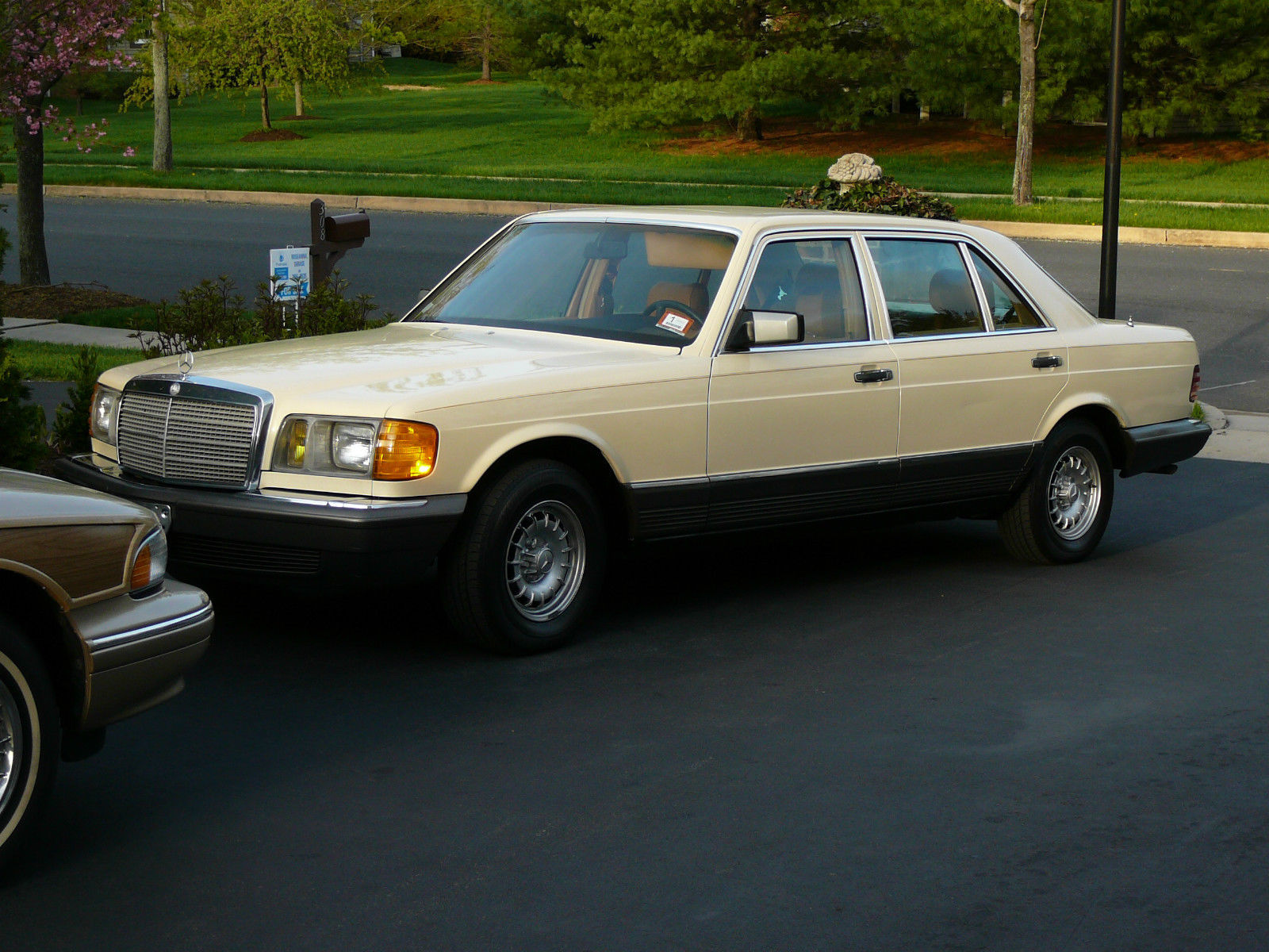 1981 mercedes benz 380sel classic mercedes benz 300 for Benz mercedes for sale