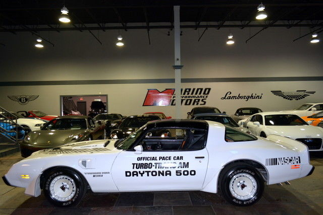 Used Cars West Palm Beach >> 1981 Pontiac Firebird Trans Am Daytona 500 Pace Car - Classic Pontiac Trans Am 1981 for sale