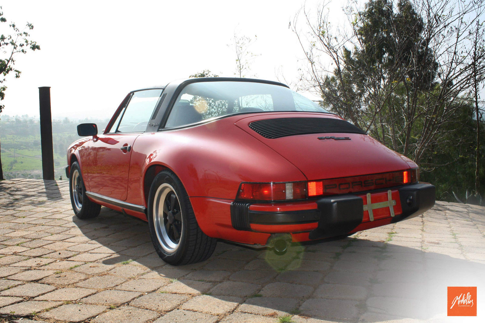 1981 porsche 911 sc targa 2 door 3 0l classic porsche. Black Bedroom Furniture Sets. Home Design Ideas