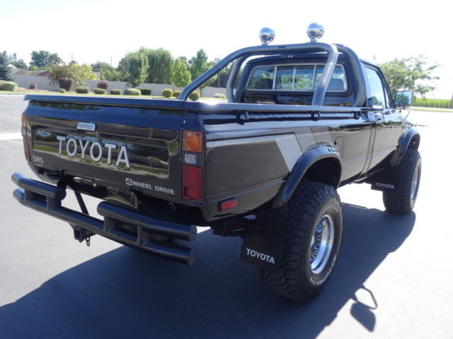 1981 toyota 4x4 pickup sr5 edition must see near mint