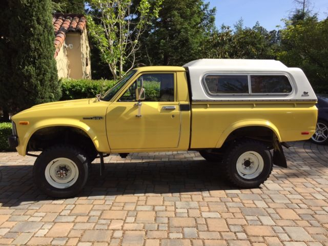 1981 Toyota 4x4 Pickup Truck Classic Toyota Other 1981