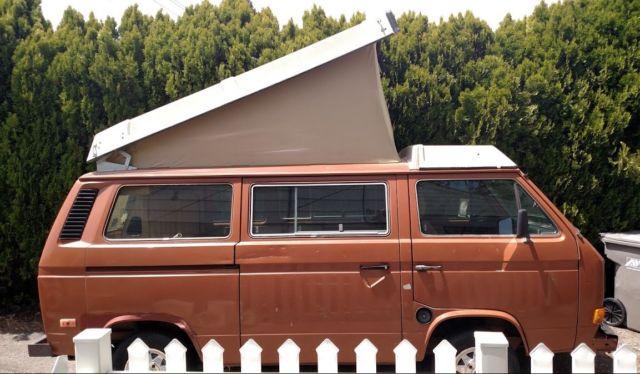 1981 Volkwagen Westfalia | Vanagon Bus | VW Bus Camper Van For Sale - Classic Volkswagen Bus ...