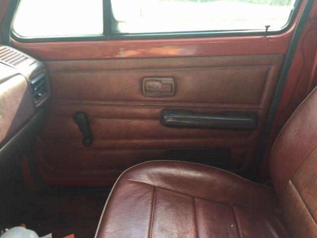 1981 VW Rabbit Caddy Pickup MK1 TDI swap - Classic Volkswagen Rabbit 1981 for sale