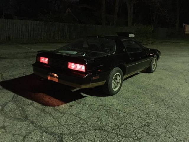 Used Cars Dayton Ohio >> 1982 Black Pontiac Trans Am / T-Tops / Knight Rider / KITT ...