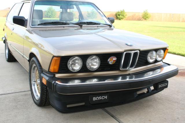 1982 BMW 320i E21 - Classic BMW 3-Series 1982 for sale