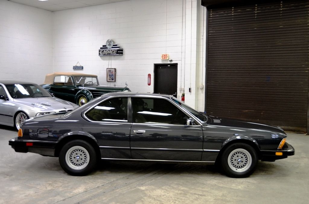 1982 Bmw 633 Csi Coupe Manual M6 635 Time Capsule Very Low Mileage Just Serviced Classic Bmw 6