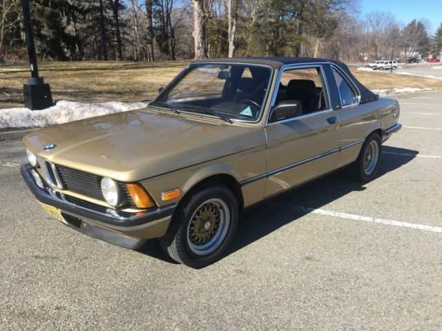 1982 BMW e21 318i BAUR euro spec - Classic BMW 3-Series 1982 for sale