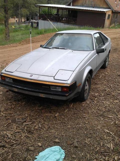 1982 Celica Supra MKII - Classic Toyota Supra 1982 for sale
