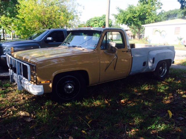 1982 chevrolet C-30 single cab dually - Classic Chevrolet ...