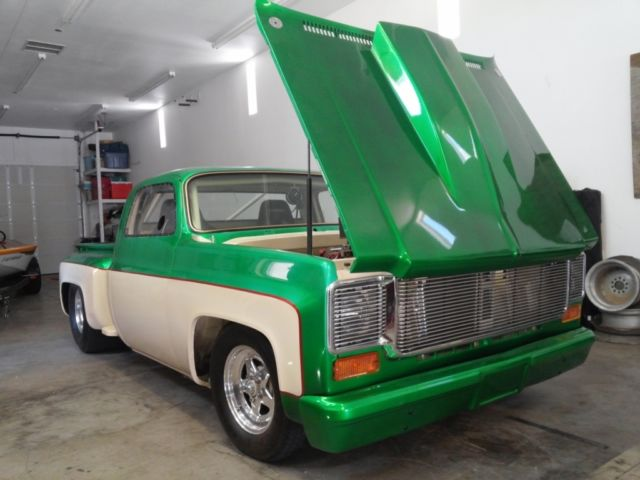 1982 chevrolet c10 pro cruise pro street full frame off brand new build classic chevrolet c 10. Black Bedroom Furniture Sets. Home Design Ideas