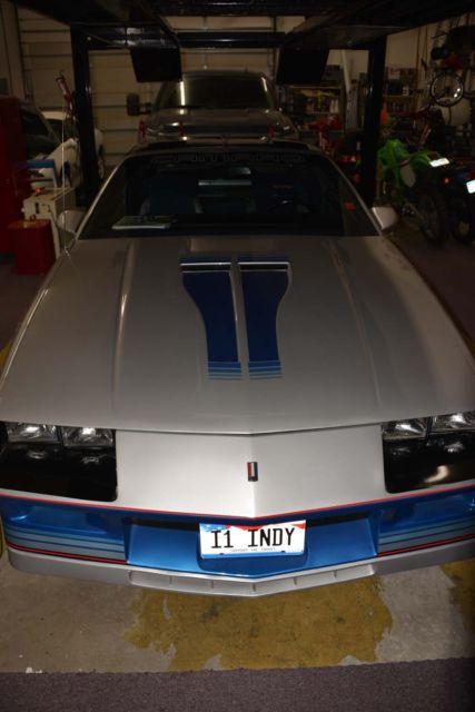 1982 chevrolet camaro indy 500 winner 39 s festival pace car 45k original miles classic. Black Bedroom Furniture Sets. Home Design Ideas