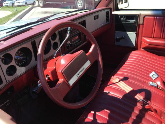 1982 CHEVROLET DURANGO S10 38000 ORIGINAL MILES MINTY ...