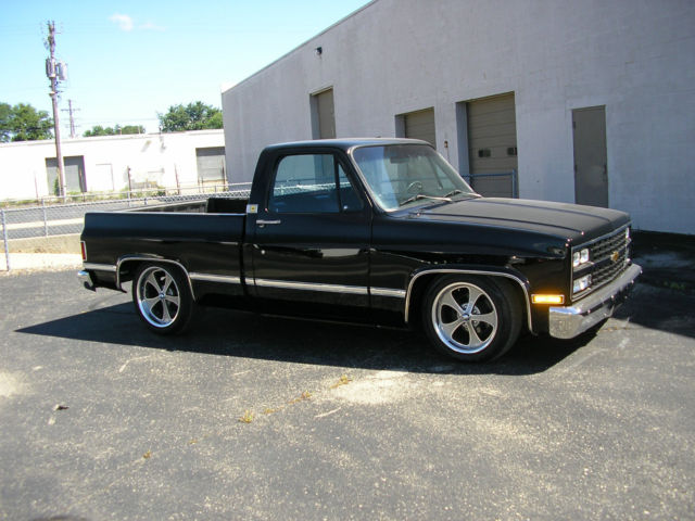 Used Trucks For Sale In Ohio >> 1982 Chevy C10 Silverado Short Bed - Classic Chevrolet C ...