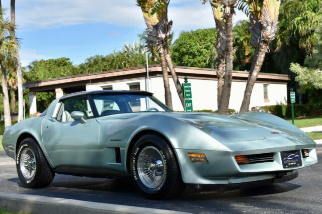 1982 Corvette Recent Major Service Formally From The