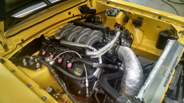 Coyote Swap Fairmont on Ford 5 0 Coyote Engine