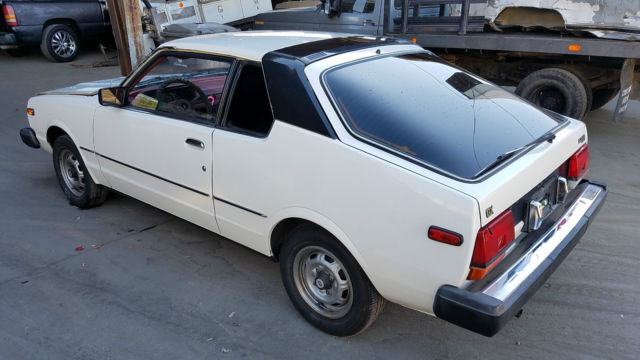 Police Impound Auction >> 1982 Datsun 310 GX RARE See video California vehicle. Last one. - Classic Datsun 310 1984 for sale