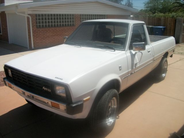 1982 Dodge D50 4x4 Strong Rust Free Metal Classic Dodge