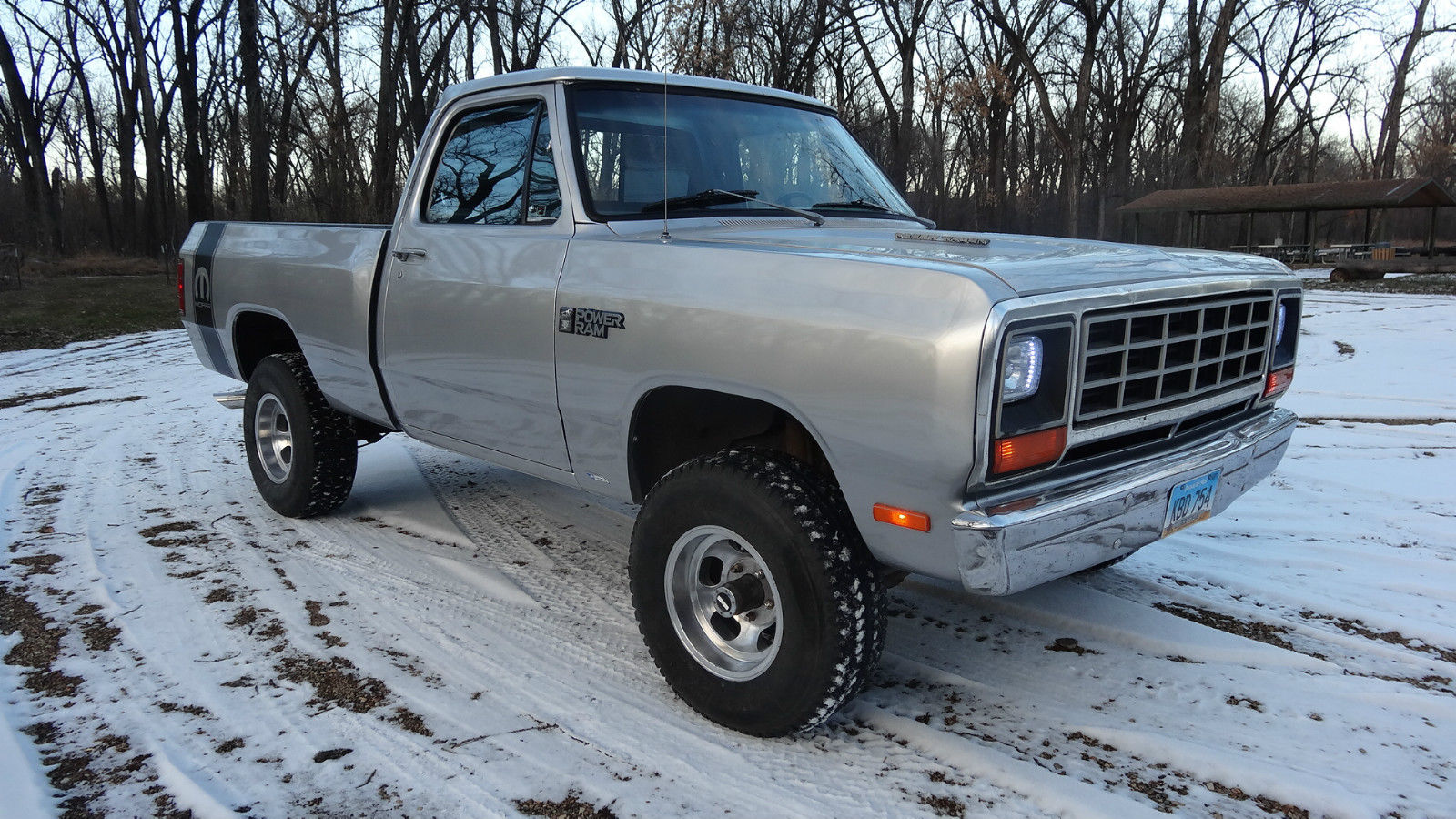 1982 dodge pickup power ram power wagon - Classic Dodge ...