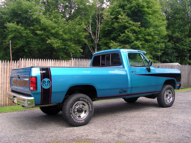 1982 dodge ram w250 pickup classic dodge other pickups 1982 for sale. Black Bedroom Furniture Sets. Home Design Ideas