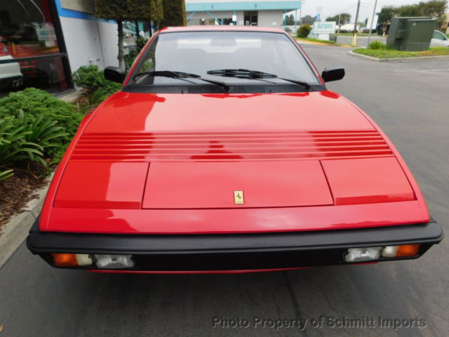 1982 ferrari mondial 8 coupe 1982 ferrari mondial 8 base. Black Bedroom Furniture Sets. Home Design Ideas