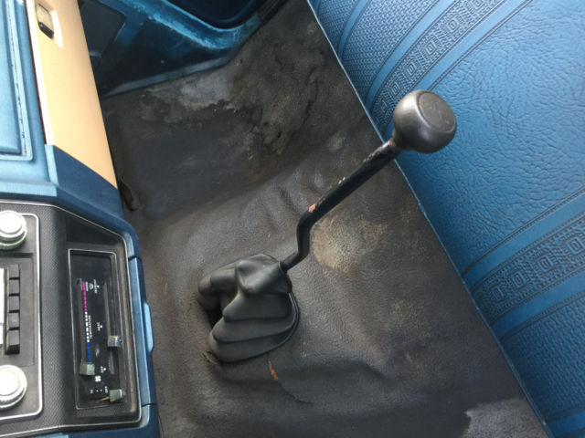 1982 ford f 150 blue recent paint redone interior blue new tires classic ford f 150 1982 for sale. Black Bedroom Furniture Sets. Home Design Ideas